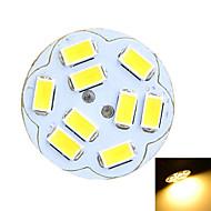 2W G4 LED Bi-Pin lamput Upotettu jälkiasennus 9 SMD 5730 100-200 lm Lämmin valkoinen / Kylmä valkoinen Koristeltu DC 12 / AC 12 V 1 kpl