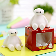 Baymax Design Rubber Holder for iPhone and Samsung(1 PCS)