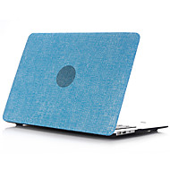 "concha plana pc estilo denim de retina para el MacBook Pro de 13 ""/ 15 (color clasificado)"