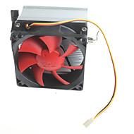 cpu ventilador dissipador de calor AMD AM2 / dm processador cpu PC desktop universal ventilador ultra-silencioso