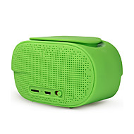 altoparlanti bluetooth senza fili 2.1 CH Portatile / All'aperto / Mini / mic Bult-in