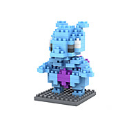 Diamond Blocks for Gift Byggeklosser Modell- og byggeleke over 3 Brun Leketøy
