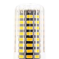 9W E26/E27 LED Corn Lights T 80 SMD 800 lm Warm White Cool White AC 220-240 V 1 pcs