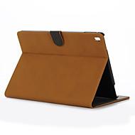 cas de luxe en cuir PU avec support pour iPad pro 9.7 (couleurs assorties) 9,7 pouces