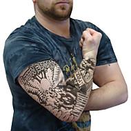 tatuointi hihat desigh urheilun pyöräily arm hihat kattaa iho suojakerroin elastinen armband (pari)