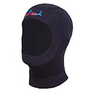 Dive&Sail® Unisex 1mm Diving Hoods Waterproof Ultraviolet Resistant Wearable Anti-skidding/Non-Skid/Antiskid Neoprene Diving SuitHoodie