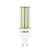 Ampoules Maïs LED Blanc Chaud / Blanc Froid 1 pièce T G9 20W 99 SMD 5730 2000 lm AC 100-240 V