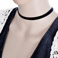 Modische Halsketten Halsketten / Torques / Gothic Schmuck Schmuck Halloween / Hochzeit / Party / Alltag / Normal Modisch Spitze / Stoff