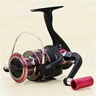 Metal  Fishing Spinning Reel 10 Ball Bearings  Exchangable Handle-MA5000