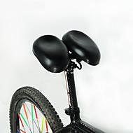 自転車サドル マウンテンバイク / ロードバイク / ピストバイク / レクリエーションサイクリング / 女性 / サイクリング/バイク ABS / 鋼 # ブラック-Acacia