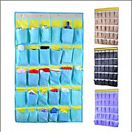 Storage Bags / Closet Organizers Textile withFeature is Open , For Jewelry / Ties