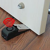deur stop alarmbel - security deurstop wedge sirene alert