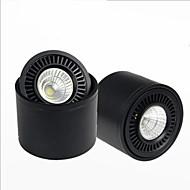 5W 500lm montażu powierzchniowego doprowadził lampy sufitowe cob downlight LED Light utwór ac85-265v
