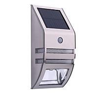 su geçirmez duvar ışık pir, insan vücudu hareket sensörü lambası şarj edilebilir güneş enerjisi ışık duvarı lambası bahçe duvarı