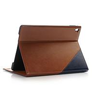 top kvalitet luksus business pu læder tegnebogen flip cover til ipad pro 9,7 / pro mini