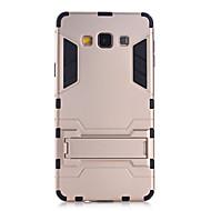 Varten Samsung Galaxy kotelo Iskunkestävä / Tuella Etui Takakuori Etui Panssari PC Samsung A9 / A8 / A7