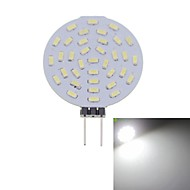 G4 MR11 GU4 GZ4 4W 36x4014SMD LED 3000K/6000K Warm White/Cool White Light LED Corn Bulb AC/DC12V