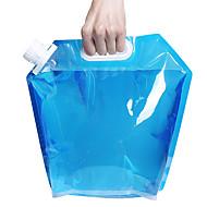 10l contenedor plegable al aire libre plegable bolsa de agua potable el agua del coche para el campo al aire libre barbacoa senderismo de