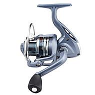 Fiskehjul Spinne-hjul 5.5:1 6 Kuglelejer ombytteligHavfiskeri Madding Kastning Isfikeri Spinning Vippefiskeri Ferskvandsfiskere Anden