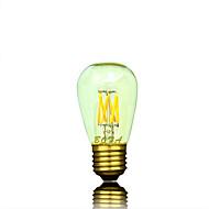 1 kpl NO E26 / E26/E27 3W 6 COB 200-400 lm Lämmin valkoinen Tuubi Himmennettävä / Koristeltu LED-pallolamput AC 220-240 / AC 110-130 V