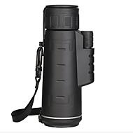 Mogo 18X62 mm 単眼鏡 高解像度 防水 屋根のプリズム ナイトビジョン 一般用途向け マルチコーティング # センターフォーカス