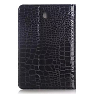 For Samsung Galaxy Case Card Holder / Wallet / with Stand / Flip / Embossed Case Full Body Case Geometric Pattern PU Leather SamsungTab A