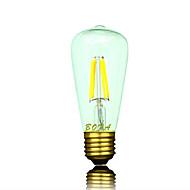 E26 E27 220V ST48 2200K-2700K 200-300lm 3W 4LED Light Bulb Edison