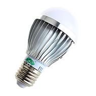 Zweihnder W460 E27 5W 480LM Warm White/White Light LED Milky Cover Energy-Saving Bulbs