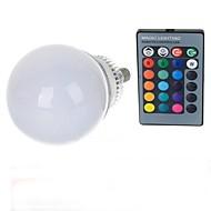 10W E14 LED kulaté žárovky A70 1 High Power LED 600-900 lm R GB Dálkové ovládání AC 85-265 V 1 ks