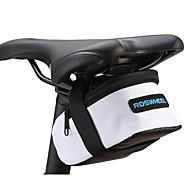 ROSWHEEL® 自転車用バッグ自転車用サドルバッグ 防水 / 耐衝撃性 / 耐久性 / 多機能の 自転車用バッグ 600Dポリエステル / ポリ塩化ビニル サイクリングバッグ サイクリング 13*7*7