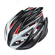 男女兼用-サイクリング / マウンテンサイクリング / レクリエーションサイクリング-マウンテン / スポーツ-ヘルメット(イエロー / ホワイト / レッド / ブルー / オレンジ / シルバー,PC / EPS)サイクリング / マウンテンサイクリング /