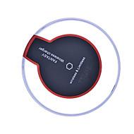 ultra-fino qi pad carregador sem fio para samsung galaxy S6 / xperia Sony e outro dispositivo compatível com qi