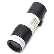 PANDA 15X22 mm 안경 고해상도 일반적인 운반용 케이스 밀리터리 스포팅 범위 전술적 인 줌 일반적 사용 사냥 탐조(들새 관찰) 밀리터리 BAK4 멀티 코팅 83M/1000M AT 7X 중심 초점