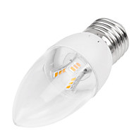 5W E14 B22 E26/E27 LED-stearinlyspærer Nedfaldende retropasform 18LED SMD 2835 350-400 lm Varm hvid Kold hvid Dekorativ Vekselstrøm 85-265