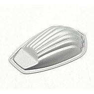 Shell Shape Cookie Mold Cup Fruit Tarts Chrysanthemum Silver New Us Food-Grade FDA