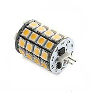 1 pcs   G4 5.3W 49SMD 5050 560LM±10% Warm White / Cool White LED Corn Bulbs DC10-30V & AC8-18V