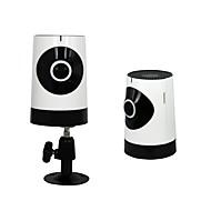720p sylindriske nettverk hd 185 graders fisheye p2p wifi ip mini kamera med hjem sikkerhet