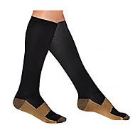 Knee High Socks Unisex Compression for Exercise & Fitness Racing Running