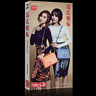 Impression Star Sister Jessica Jung & Zheng Zheng Xiujing Same Section 121 Subsection Postcard