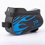 PROMEND Fahrradtasche 2.58LFahrradrahmentascheReflexstreifen Reflektierend Regendicht Wasserdichter Reißverschluß tragbar Multifunktions