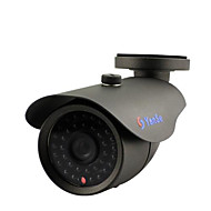 yanse® 1000tvl CCTV 감시 36 IR 밤 비전 야외 카메라 f278cf