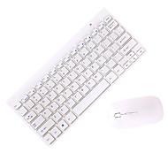 Wireless Bluetooth Keyboard & MouseForWindows 2000/XP/Vista/7/Mac OS