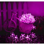 1 LED solari 100 lm Bianco caldo / Bianco / Rosso / Blu / Viola / Rosa SMD 3528 Impermeabile <5V V 1 pezzi