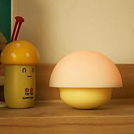 tumbler champignons lumière de nuit couleur variable