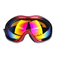 mannelijke en vrouwelijke professionele single ski bril