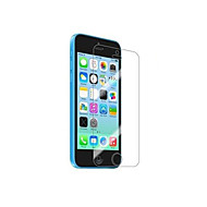[5 unidades] de alta qualidade anti-impressão digital protetor de tela para iPhone 5C