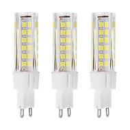 7 G9 2-pins LED-lampen T 75 Dip LED 650 lm Warm wit / Koel wit Decoratief AC 220-240 V 3 stuks