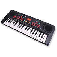 아이들을위한 전자 오르간 임의의 플라스틱 레드 / 블랙 / 화이트 음악 장난감