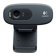 Logitech® C270 desktop notebook hjem hd webcam med mikrofon