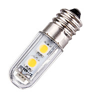 1W E14 Led Mini Bulb 7 SMD 5050 60Lm Warm/Cool White 220V 240V for Refrigerator Fridge Freezer (1 Piece)